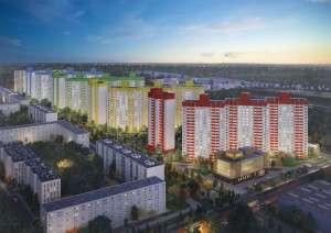 Новое современное жилье в Броварах